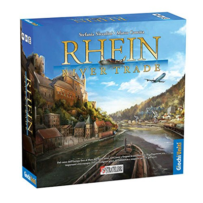 Rhein: River Trade – EN
