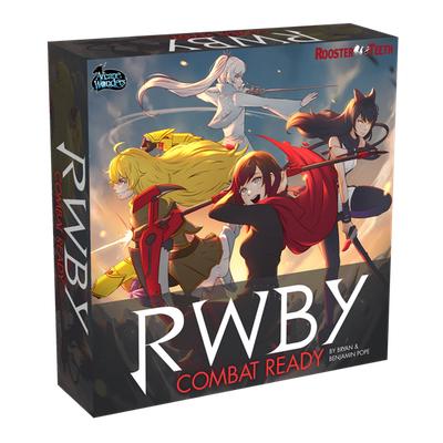 RWBY: Combat Ready – EN