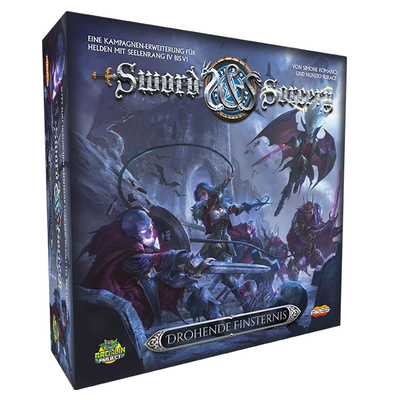 Sword & Sorcery: Drohende Finsternis – DE