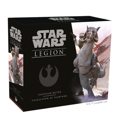 Star Wars Legion: Tauntaun-Reiter – DE/IT
