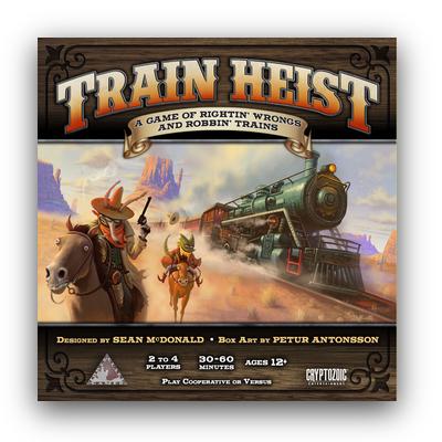 Train Heist – EN