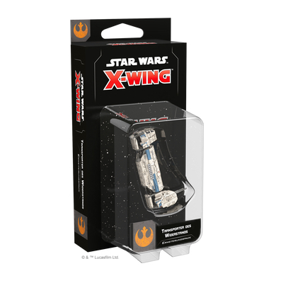 Star Wars X-Wing 2.Edition: Transporter des Widerstands – DE