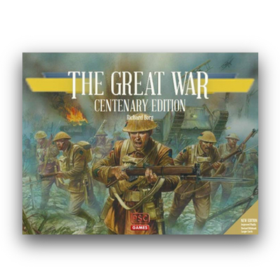 The Great War: Centenary Edition – EN