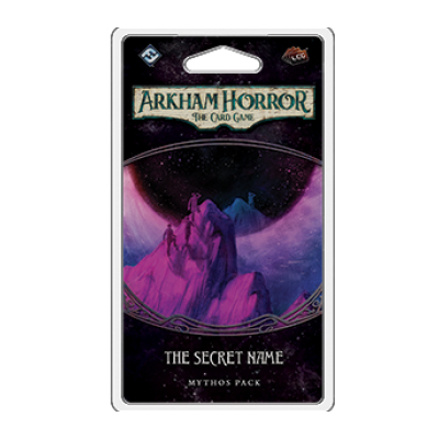 Arkham Horror LCG: The Circle Undone 1 – The Secret Name  – EN