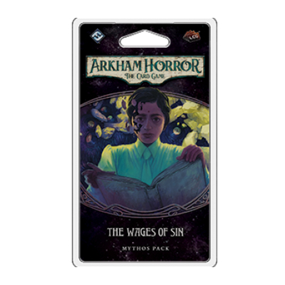 Arkham Horror LCG: The Circle Undone 2 – The Wages of Sin – EN
