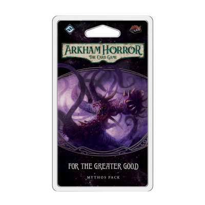 Arkham Horror LCG: The Circle Undone 3 – For the Greater Good – EN