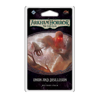 Arkham Horror LCG: The Circle Undone 4 – Union and Disillusion – EN