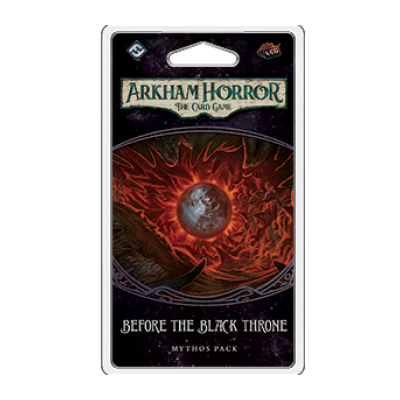 Arkham Horror LCG: The Circle Undone 6 – Before the Black Throne – EN