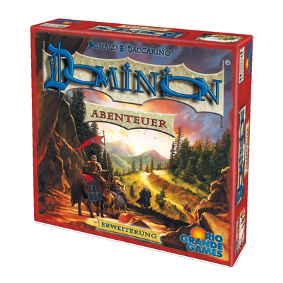 Dominion: Abenteuer – DE