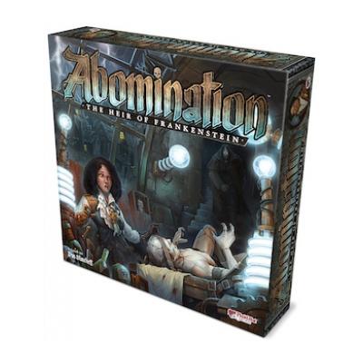 Abomination: The Heir of Frankenstein – EN