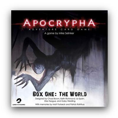 Apocrypha: Adventure Card Game – EN