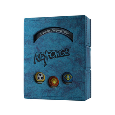 KeyForge Deck Book™ Blue