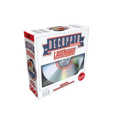 Decrypto: Laser Drive – DE