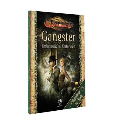 Cthulhu: Gangster Spielerausgabe (SC) – DE