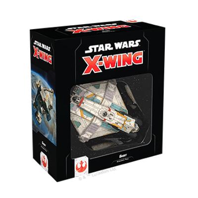 Star Wars X-Wing 2.Edition: Ghost – DE