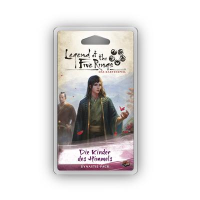 Legend of the five Rings: Erbfolge 4 – Die Kinder des Himmels – DE