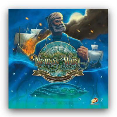Nemo's War – DE
