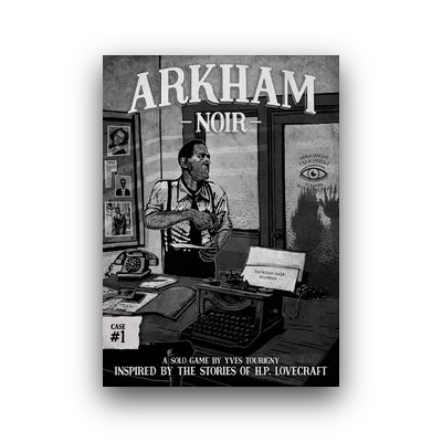 "Arkham Noir 1 ""The Witch Cult Murders"" – EN"
