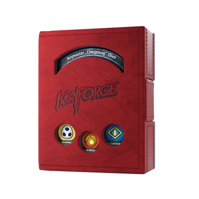 KeyForge Deck Book™ Red