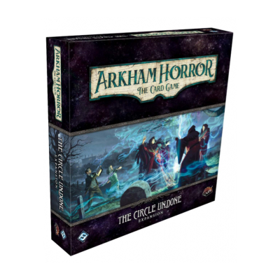 Arkham Horror LCG: The Circle Undone – EN