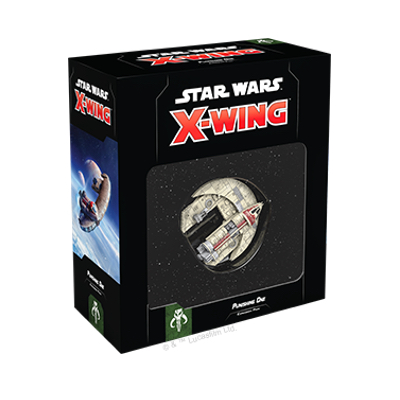 Star Wars X-Wing 2.Edition: Vollstrecker Eins – DE