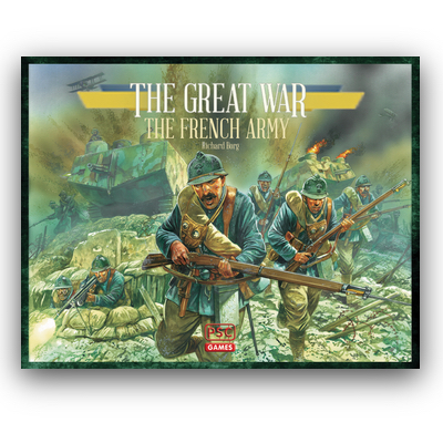 The Great War: French Army Expansion – EN