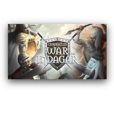 War for Indagar – DE/EN