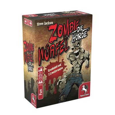 Zombie Würfel: Die Horde – DE