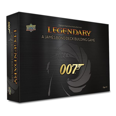 Legendary: James Bond 007 DBG – EN