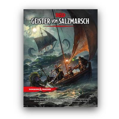 Dungeons & Dragons: Geister von Salzmarsch – DE