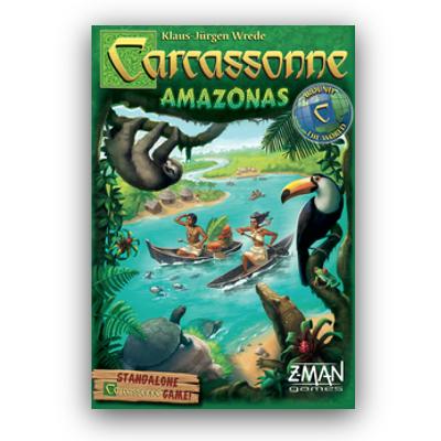 Carcassonne: Amazonas – EN
