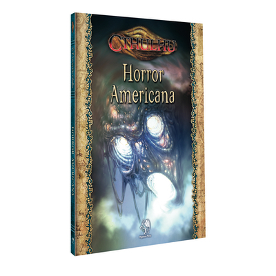 Cthulhu: Horror Americana (SC) – DE
