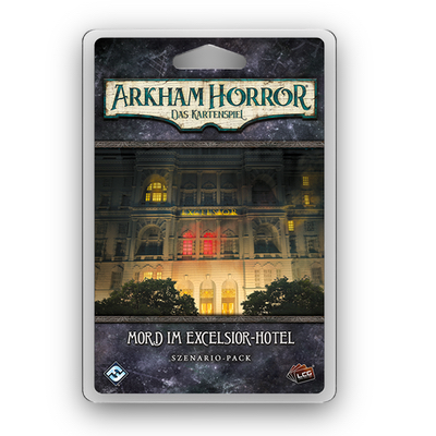 Arkham Horror LCG: Mord im Excelsior Hotel – DE