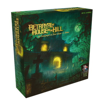 Betrayal at House on the Hill – DE
