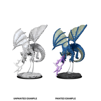 D&D Nolzur´s Marvelous Miniatures: Young Blue Dragon