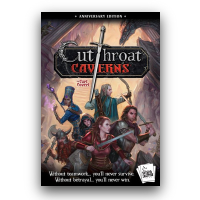 Cutthroat Caverns: Anniversary Edition – EN