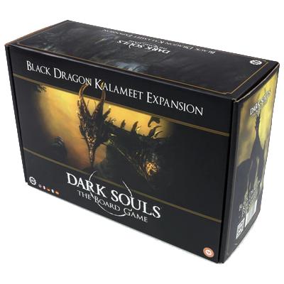 "Dark Souls: Black Dragon ""Kalameet Boss"" – EN"