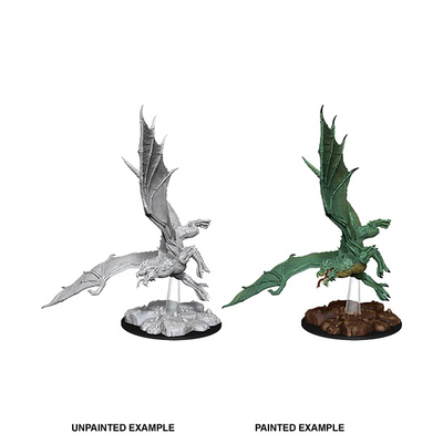 D&D Nolzur´s Marvelous Miniatures: Young Green Dragon