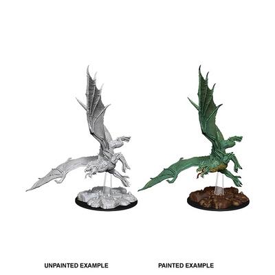 D&D Nolzur´s Marvelous Miniatures: Young Green Dragon