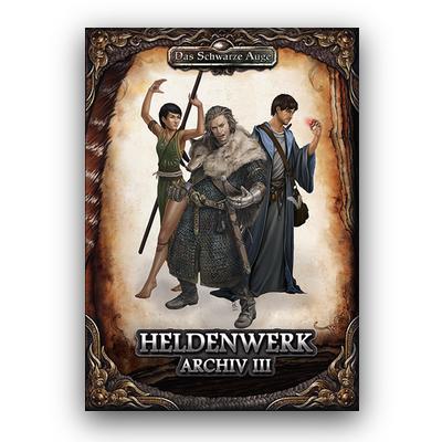 DSA5: Heldenwerk-Archiv 3 – DE