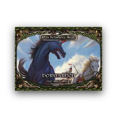 DSA5: Spielkartenset Das Dornenreich – DE