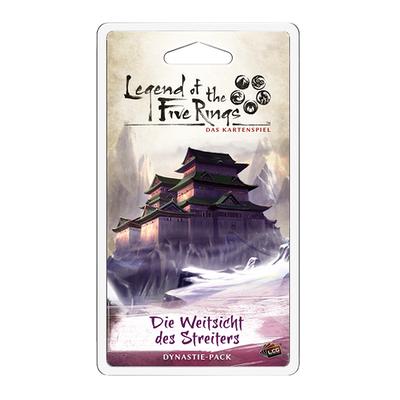 Legend of the five Rings: Erbfolge 5 – Die Weitsicht des Streiters – DE