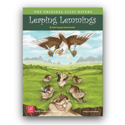 Leaping Lemmings – EN