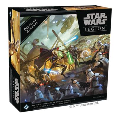 "Star Wars Legion: Clone Wars ""Grundspiel"" – DE"