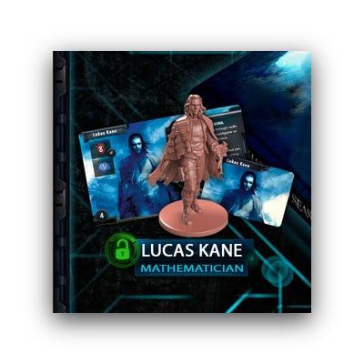 Deep Madness: Lucas Kane – DE/EN (Kickstarter Exklusive)