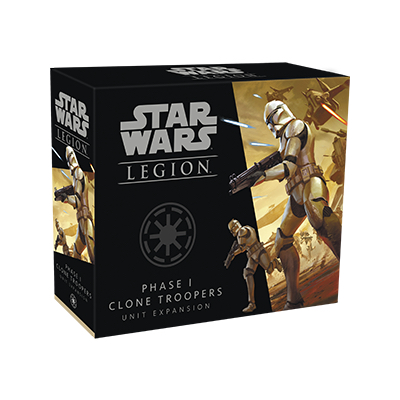 Star Wars Legion: Klontruppen der Phase 1 – DE/IT