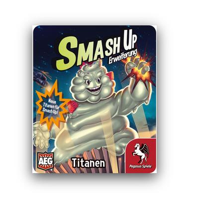 Smash Up: Titanen Flowpack – DE