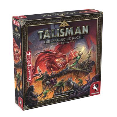 """Talisman – die Magische Suche """"4. Edition"""" – DE (Neuauflage)"""