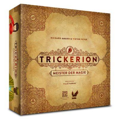Trickerion: Meister der Magie – DE  *nur stationär kein Versand*