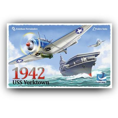 1942 USS Yorktown – EN
